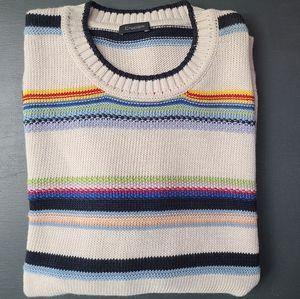 CRUCIANI hand-knotted sweater